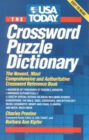 USA Today Crossword Puzzle Dictionary