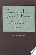 Contraceptive Use And Controlled Fertility