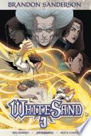 Brandon Sanderson's White Sand Vol 3 Original Graphic Novel