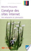 L analyse des sites internet