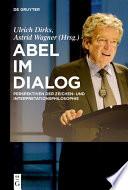 Abel im Dialog