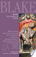 Blake  The Complete Poems