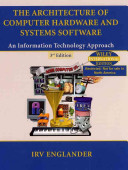 The Architecture of Computer Hardware and Systems Software