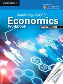 Cambridge Igcse Economics Workbook book