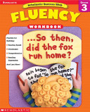 Scholastic Success With Fluency
