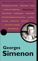 The Pocket Essential Georges Simenon Are Concise Lively And Easy