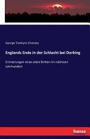 Englands Ende in der Schlacht bei Dorking
