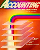 Glencoe Accounting  Accounting Systems and Procedures  Textbook