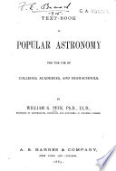Text-book of Popular Astronomy ...