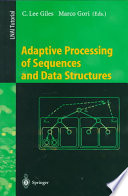 Adaptive Processing of Sequences and Data Structures