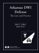 Arkansas DWI Defense