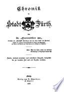 Chronik der Stadt Fürth