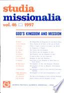 God s Kingdom and Mission