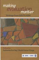 Making Evaluation Matter