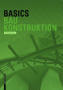 Basics Baukonstruktion