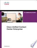 Cisco Unified Contact Center Enterprise  UCCE