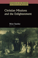 Christian Missions and the Enlightenment