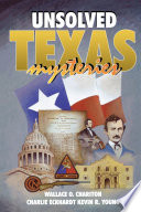 Unsolved Texas Mysteries Pdf/ePub eBook