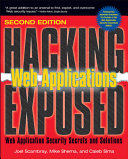 Hacking Exposed Web Applications  Second Edition