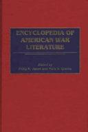 Encyclopedia of American War Literature