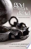 Book God Struck Me Dead