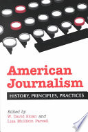 Ebook American Journalism Epub W. David Sloan,Lisa Mullikin Parcell Apps Read Mobile