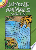Jungle Animals Mazes