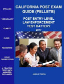 California Post Exam Guide  Pelletb