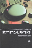 Introduction to Statistical Physics