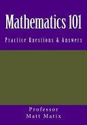 Mathematics 101