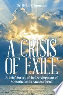 A Crisis Of Exile book