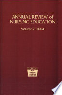 Annual Review Of Nursing Education Volume 2