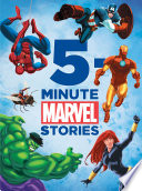 Marvel 5 Minute Stories