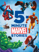 Marvel 5-Minute Stories Book
