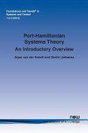 Port Hamiltonian Systems Theory