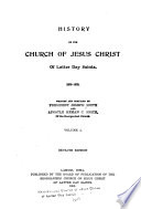 History of the Church of Jesus Christ of Latter Day Saints: 1805-1835