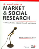 An Introduction to Market   Social Research