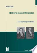 Metternich und Wellington