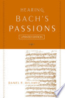 Hearing Bach s Passions