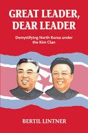 download ebook great leader, dear leader pdf epub