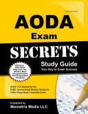 Aoda Exam Secrets Study Guide