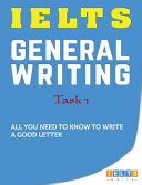 IELTS General Writing - Task 1
