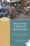Developing a Strategy for Missions  Encountering Mission