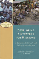 Developing a Strategy for Missions (Encountering Mission)