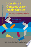 Literature in Contemporary Media Culture