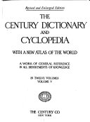 The Century Dictionary and Cyclopedia  The Century dictionary     prepared under the superintendence of William Dwight Whitney     rev    enl  under the superintendence of Benjamin E  Smith