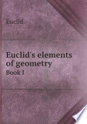 Euclid s elements of geometry