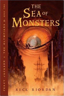 Percy Jackson 2 - The Sea of Monsters by Riordan, Rick