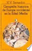 Geograf  a hist  rica de Europa occidental en la Edad Media