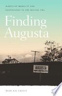 Finding Augusta